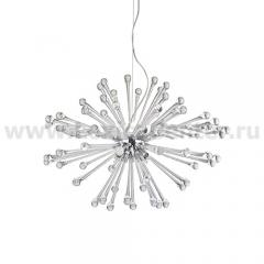 Подвесной светильник Ideal Lux PAULINE SP8 FUME