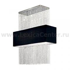 Подвесной светильник Ideal Lux PHOENIX SP5 NERO