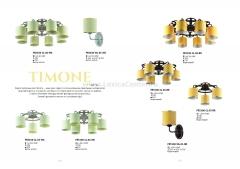 Потолочный светильник Freya FR5100-CL-06-BR Timone