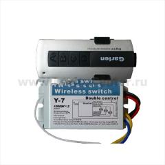 Пульт для люстры 3 канала контроллер Y7 Электростандарт