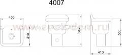 Раковина для ванной OLS-4007