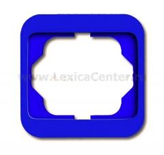 Рамка 1 пост синий alpha nea (ABB) [BJE1721-28G] 1754-0-2759