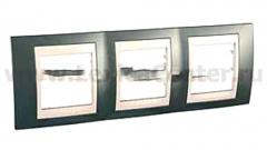 Рамка 3-ая вертик MGU6.006V.524