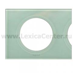 Рамка 4 поста смальта белая глина Celiane (Legrand) 69314
