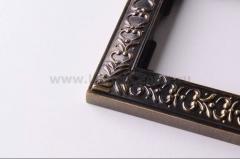 Рамка на 1 пост (бронза) Werkel Antik WL07-Frame-01