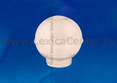 Рассеиватель в форме шара для садово-парковых светильников UNIEL UFP-R150A CLEAR