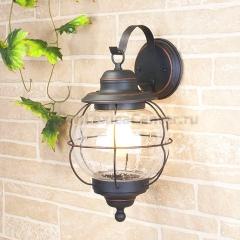 Regul D черная медь (арт. GLXT-1475D) Электростандарт Настенный светильник