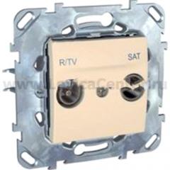 Розетка TV-SAT оконечная MGU5.455.25ZD