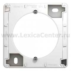 SE Glossa Бел Коробка наружного монтажа (GSL000110)