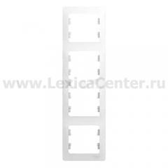 SE Glossa Бел Рамка 4-я, вертикальная (GSL000108)