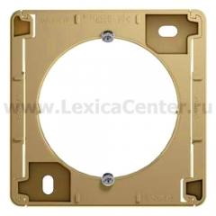 SE Glossa Титан Коробка наружного монтажа (GSL000410)