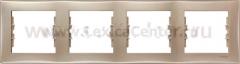 SE Sedna Титан Рамка 4-я горизонтальная (SDN5800768)