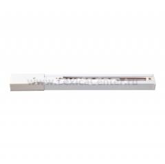 Шинопровод 3-х жильный с токопроводом и заглушкой, 1м Novotech 135002