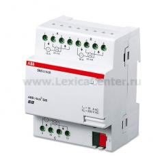 SM/S 3.16.30 Модуль контроля тока и тока утечки 3-х канальный, 16 A, 30 mA, MDRC SSTGHQ6310034R0111
