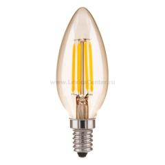 Свеча CD F 5W 4200K E14 Электростандарт Лампа светодиодная