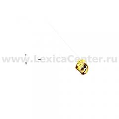 Светильник акцентный Fabbian D57D0300 Beluga