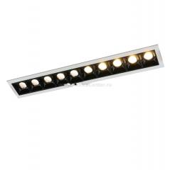 Светильник Arte lamp A3153PL-10BK