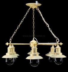 Светильник Arte lamp A4524LM-6WG Sailor