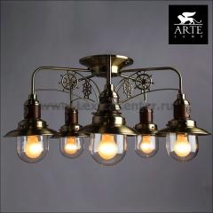 Светильник Arte lamp A4524PL-5AB Sailor