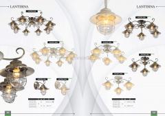 Светильник Arte lamp A4579AP-1AB LANTERNA