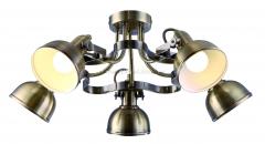Светильник Arte lamp A5216PL-5AB Martin