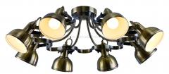 Светильник Arte lamp A5216PL-8AB Martin
