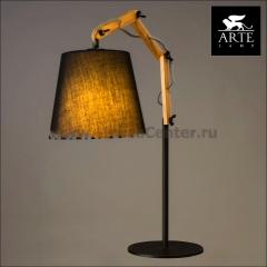 Светильник Arte lamp A5700LT-1BK Pinoccio