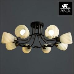 Светильник Arte lamp A6253PL-8BA Swirls