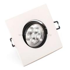 Светильник даунлайт точечный квадратный Aberlicht 5V DLS-5/30 NW технический свет