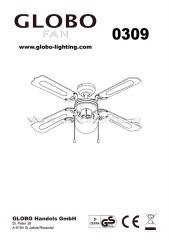 Светильник Globo 309 Champion