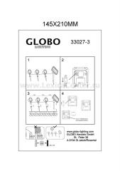 Светильник Globo 33027-3