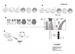 Светильник Globo 33359-24