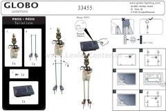 Светильник Globo 33455