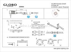 Светильник Globo 38994 LED Band