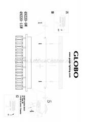 Светильник Globo 49220-9W