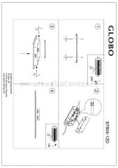 Светильник Globo 67804-12D