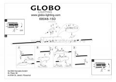 Светильник Globo 68048-15D