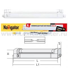 Светильник люминесцентный Navigator 94 508