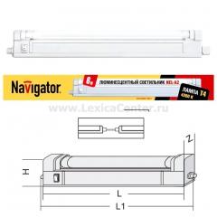 Светильник люминесцентный Navigator 94 512