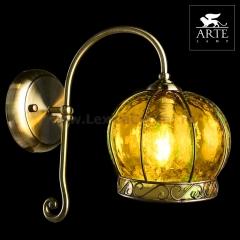 Светильник настенный Arte lamp A2106AP-1AB Venice