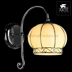 Светильник настенный Arte lamp A2106AP-1WH Venezia