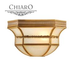 Светильник настенный бра Chiaro 397020301 Маркиз