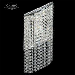 Светильник настенный бра Chiaro 437022105 Кларис