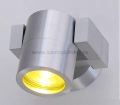 Светильник настенный бра Crystal lux CLT 020CW AL 1400/700