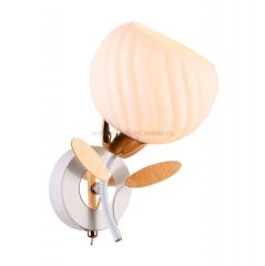 Светильник настенный бра Idlamp 821/1A-Whitegold Filomena