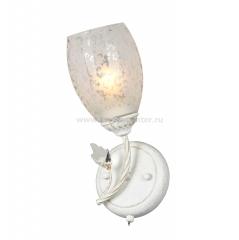 Светильник настенный бра Idlamp 874/1A-Whitepatina Julia