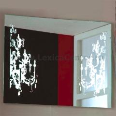 Светильник настенный бра Lussole LSQ-2200-02 ANDRETTA