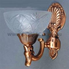 Светильник настенный бра Mw light 317021801 Афродита