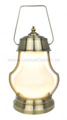 Светильник настольный Arte lamp A1502LT-1AB LUMINO