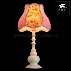 Светильник настольный Arte lamp A9222LT-1WH Provence